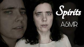 Hauntingly Beautiful Visit with the Spirits ASMR Layered Whispers