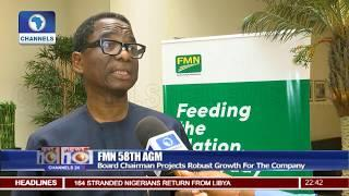 Board Of Flour Mills Nigeria Approves Dividend Of N13.6Bn At 1 Naira Per Share