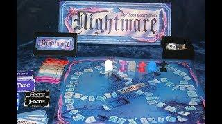 Vintage Nightmare Video Board Game (AtmosFear) Series 1991