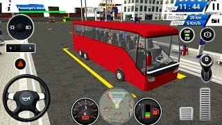 Bus Simulator 2019 (by Hyperfame Games Studio) Android Gameplay [HD]