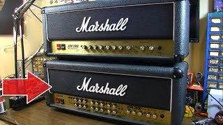Tracking Tube Amp Noise - Marshall JCM2000 TSL100 Board Replacement & Troubleshooting