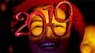Revellers around the world welcome in 2019