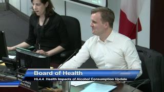 Board of Health - April 8, 2019