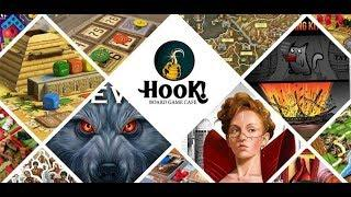 Read Me vol 50: HOOK Board GAME CAFÉ