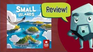 Small Islands Review - with Zee Garcia