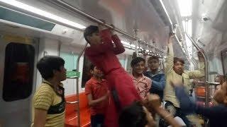 Jab U.P Loni Border Per Pahunchi Metro?? Pink Line | 31st October 2018| Macha ghamasan yudh |