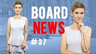 BOARD NEWS 37 - Gry planszowe, wiadomości i nowości.