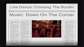 Crossing the Border Line Dance Promo
